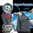 """Рюкзак для ноутбука Promate Lucent-BP 15.6"""" Grey, фото 4"""