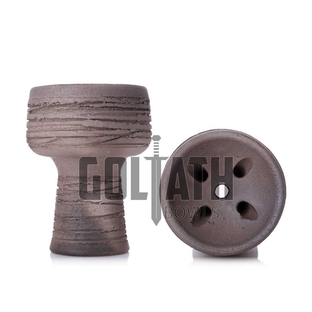 Чаша Goliath Bowl Tradi, Dark Grey