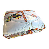 Одеяло евро размер 200/220 холлофайбер, ткань поплин