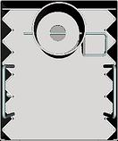 Пиролизная печь Теплун АОТ-12, фото 3