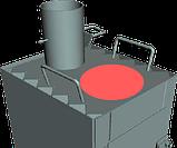 Пиролизная печь Теплун АОТ-12, фото 4