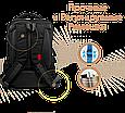 """Рюкзак для ноутбука Promate Doric 15.6"""" Black, фото 4"""