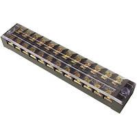 Клеммная колодка защищённая карболитовая 12 полюсов, 25А ТВ-2512