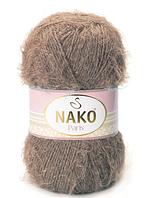 Nako Paris серо-кофейный № 3890