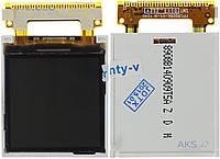Дисплей (экран) для телефона Samsung E1180, E1182, E1200, E1202, E1205 Original