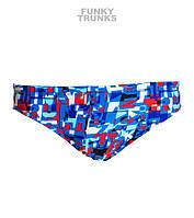 Хлоростойкие плавки для мальчиков Funky Trunks Trunk Team FT35