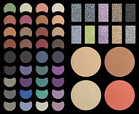 Набор для макияжа maXmaR: тени для век, румяна №3 реплика