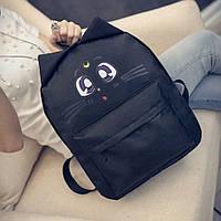 Рюкзак из Сейлор Мун Moon Cat (черный)