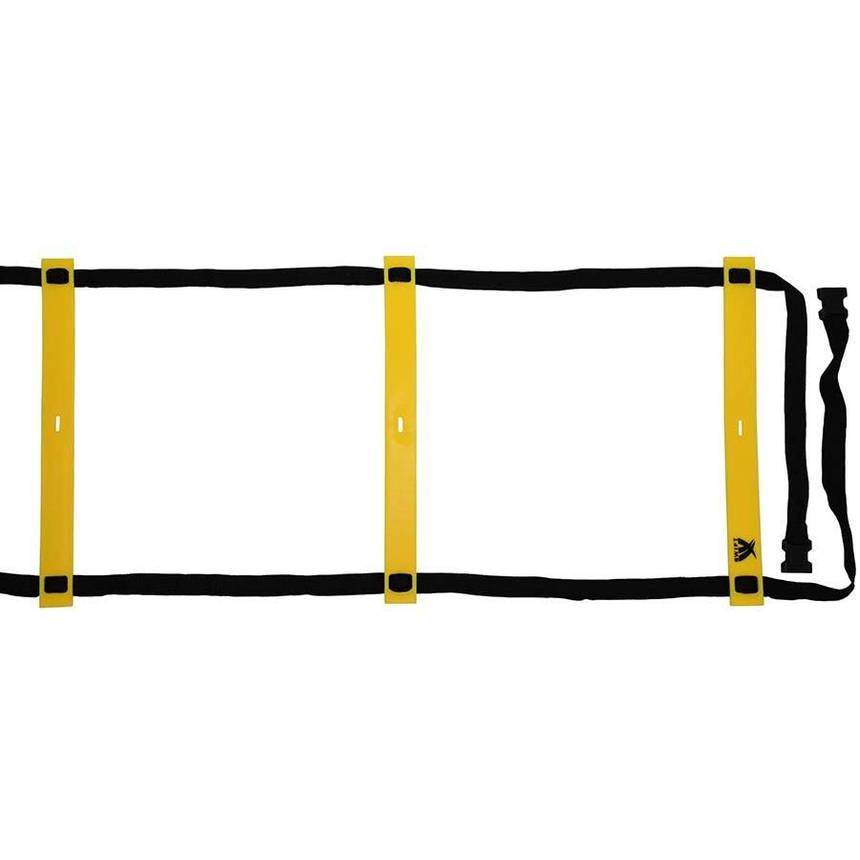 Координационная лестница SWIFT на 10 пластиковых ступеней, фото 2