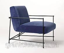 Мягкое кресло на металлическом каркасе KYO фабрика Ditre Italia (Италия)