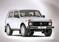 """Фаркоп на автомобиль ВАЗ 2121 """"НИВА"""" джип 1977-"""