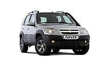 "Фаркоп на автомобиль ВАЗ 212300-55 LC  NIVA CHEVROLET бампер ""Бертоне"" джип 2009-2015"