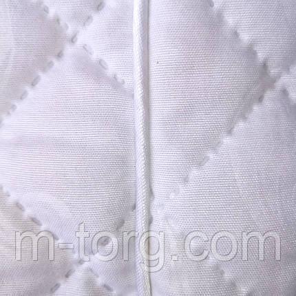 Подушка 70/70 см, холлофайбер, фото 2