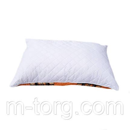 Подушка 50/70 см, холлофайбер, фото 2