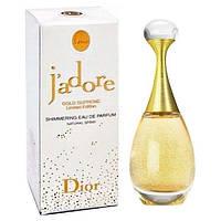 Женская парфюмированная вода Christian Dior Jadore Gold Supreme Limited edp 50 ml