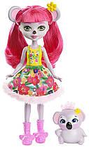 Кукла Карина Коала с питомцем Энчантималс Девочки животные / Enchantimals
