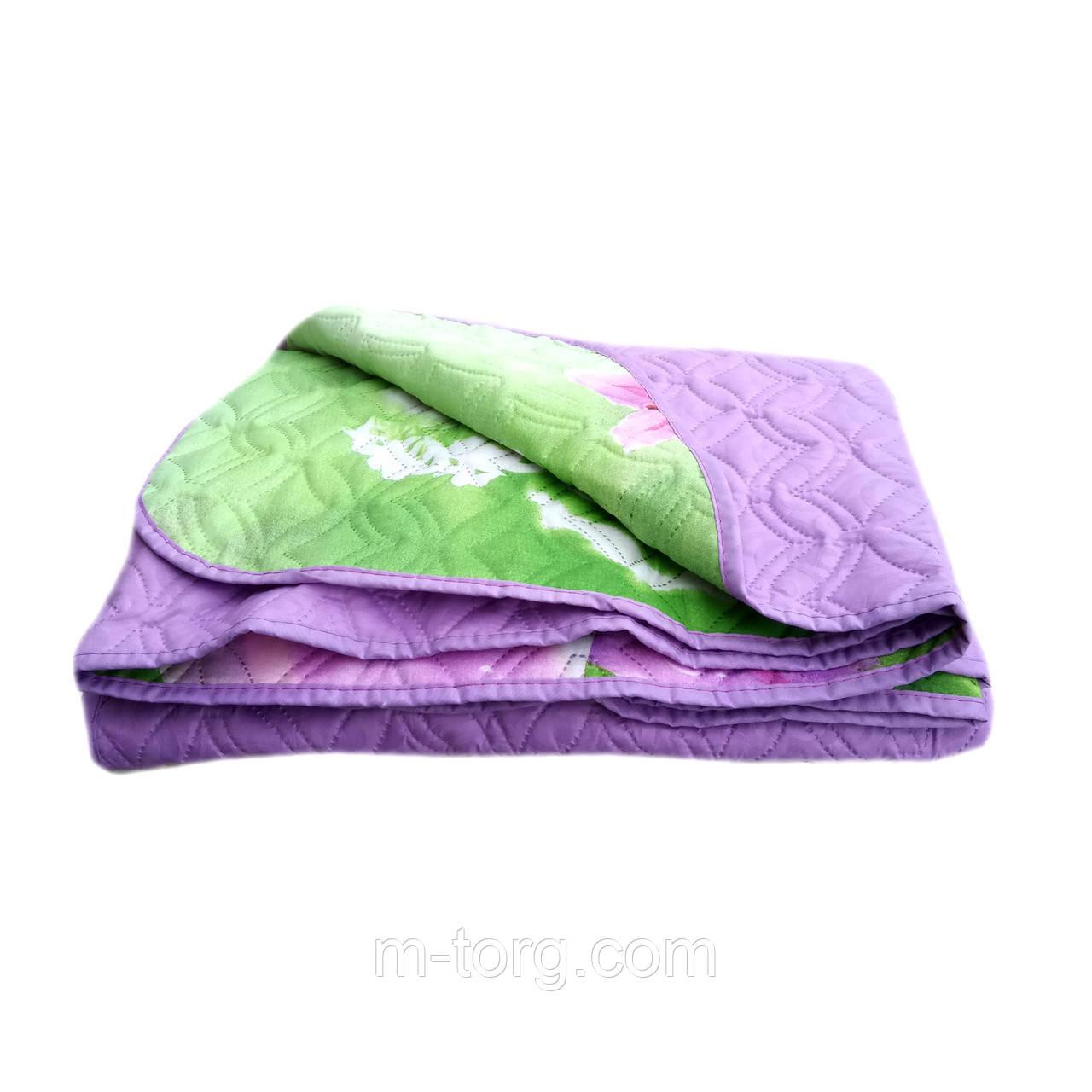 Летнее одеяло покрывало евро размер 200/220
