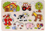 Развивающая игра Ферма goki