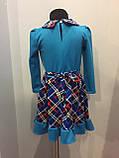 Детское платье для девочки 104,122 см, фото 2