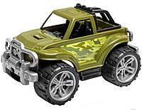 Іграшка військовий позашляховик, 21*23*35 див., фото 1