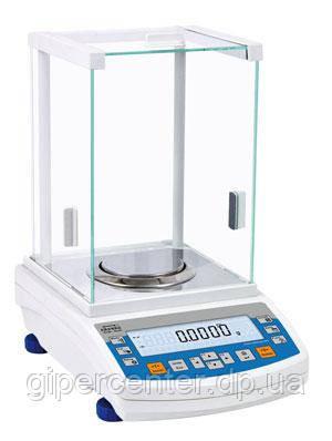 Весы электронные аналитические 1-го класса точности АS 310.R2 до 310 г с точностью 0.0001 г
