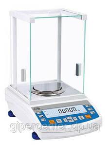 Весы электронные аналитические 1-го класса точности АS 82/220.R2 до 220 г