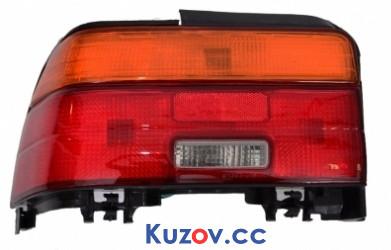 Фонарь задний Toyota Corolla седан 92-97 левый (Depo) 811087