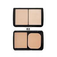 Компактная тройная пудра Chanel 3 in 1 Make-Up PPF 30 and Vitamin E 02