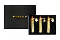Подарочный набор Montale Tropical Wood edp 3x20ml