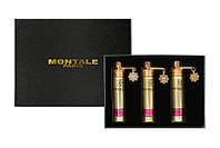Подарочный набор Montale Roses Elixir edp 3x20ml