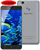 Мобильный телефон Blackview E7S Android6.0 5.5 дюймов MTK6580 Quad Core 2 GB RAM 16 GB ROM 8MP 3G Отпечаток