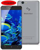Мобильный телефон Blackview E7S Android6.0 5.5 дюймов MTK6580 Quad Core 2 GB RAM 16 GB ROM 8MP 3G Отпечаток, фото 1