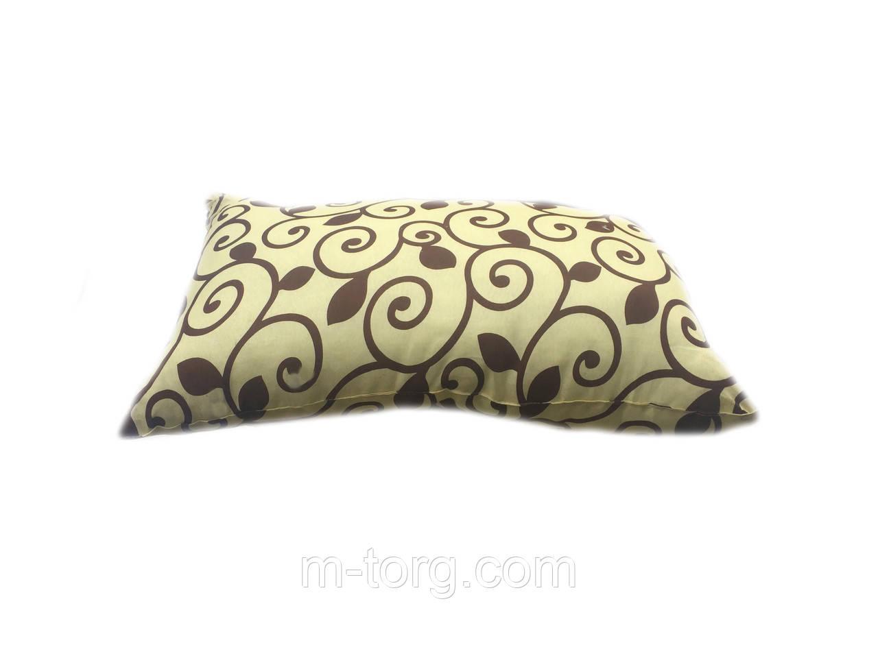 Подушка 50/70 см, силикон шариковый