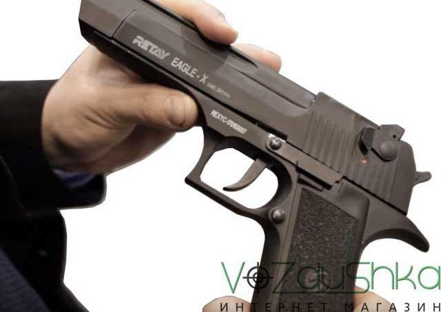 Сигнальный пистолет retay eagle-x