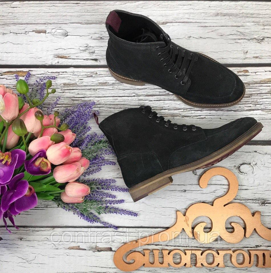 Мужские ботинки дезерты Asos из натуральной замши  SH3243