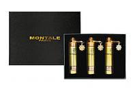 Подарочный набор Montale Aoud Sense edp 3x20ml