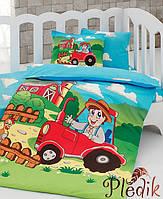 Комплект постельного белья в кроватку Class Farm v2