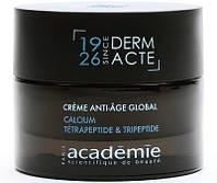 Интенсивный омолаживающий крем / Creme anti-age global calcium tetrapeptide tripeptide