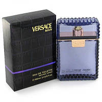 Мужская туалетная вода Versace Man edt 100 ml