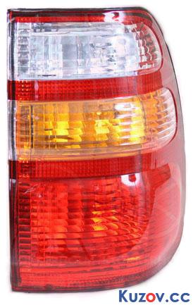 Фонарь задний Toyota Land Cruiser 100 98-04 правый (Depo) внешний 8155060560
