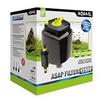 Aquael ASAP FILTER 1250E внешний канистровый фильтр для аквариумов 300-500л