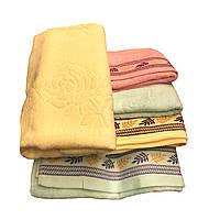 Полотенце баня бамбук 70*140