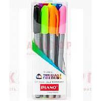 Набір Piano PT-1159-10 масляні ручки 10шт, 10 кол.