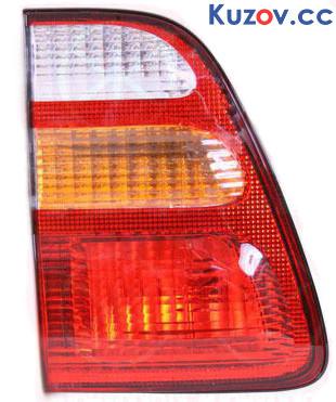 Задний фонарь Toyota Land Cruiser 100 98-04 левый (Depo) внутренний 212-1316L-A