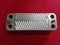 Стальной пластинчатый теплообменник гвс на котел saunier duval themaclassic c 24 e1 чем удалить накипь из теплообменника колонки