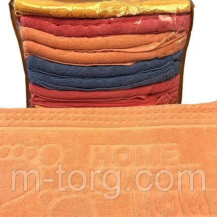 Полотенце ноги, махровое, 40*70, фото 2