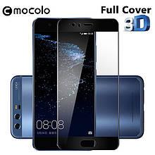 Защитное стекло Mocolo 3D 9H на весь экран для Huawei P10 Plus черный