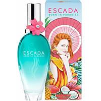 Женская туалетная вода Escada Born in Paradise edt 100 ml