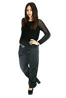 Женские брюки, цвет - черный, фото 1
