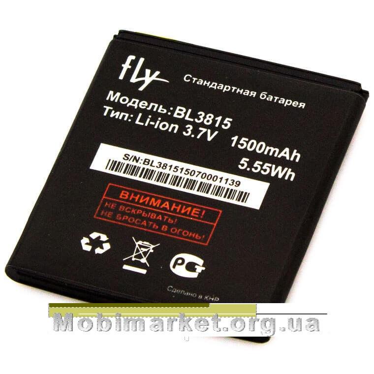 Аккумулятор BL3815 для Fly IQ4407 (1500mAh)